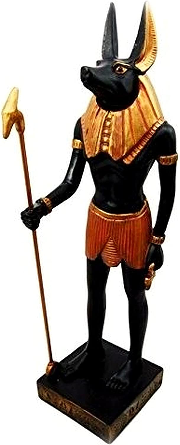 New Ancient Egyptian Max 76% OFF Deity of Anubis God Ranking TOP18 Mummification Afterlife