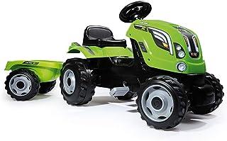 Smoby 7600710111 - Traktor Farmer, Outdoor, Sport, XL, grün