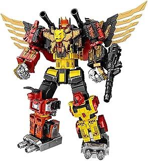 ロボットトランスフォーマー、ko変圧器玩具空と捕食者の組み合わせ行動人形リーダー戦争コレクションモデル