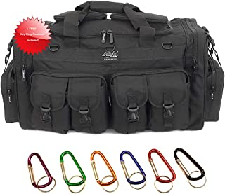 Nexpak USA TFBP130 5100 Cu. in. 30 Inch Convertible Backpack Duffel Duffle Molle Tactical Shoulder Bag + Key Ring Carabiner or Sunglasses