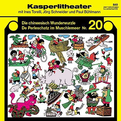 Kasperlitheater Nr. 20 Titelbild