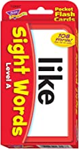 Sight Words Level A Pocket Flash Cards