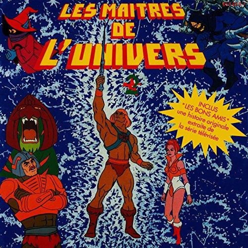 Les maîtres de l'univers (Bande originale de la série télévisée)