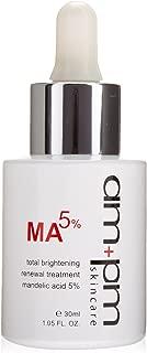 Naruko AMPM Total Brightening Renewal Treatment Mandelic Acid 5%, 1.05 Ounce