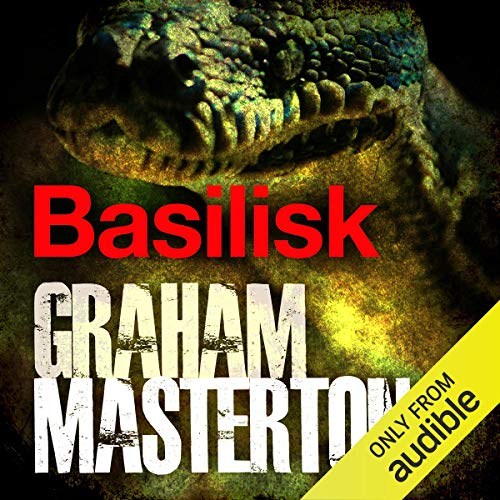 Basilisk cover art