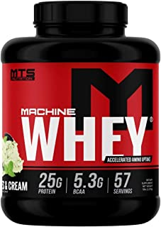 Sponsored Ad - MTS Machine Whey Protein (5lbs, Mint Cookies & Cream)