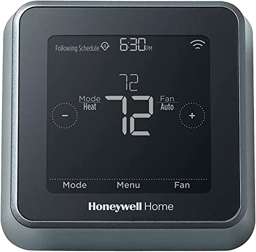 discount Honeywell high quality Home RCHT8610WF2006/W, T5 Smart outlet sale Thermostat, Black sale
