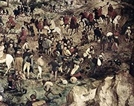 The Procession to Calvary (Detail) 1564 Pieter Bruegel the Elder (ca1525-1569Flemish) Oil on Wood Panel Kunsthistorisches Museum Vienna Austria Poster Print (24 x 36)
