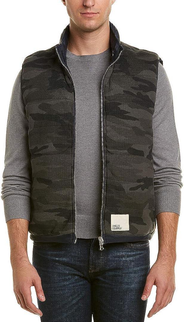 Mills Supply Splendid Men's Reversible Puffer Vest