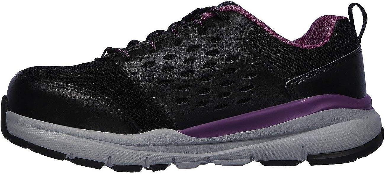 Skechers Women's Soven Corrick Alloy Toe Work Shoe