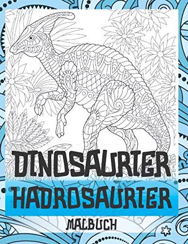 Dinosaurier Hadrosaurier - Malbuch ? ?