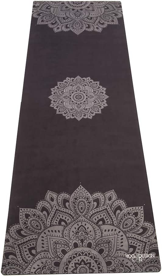 YOGA DESIGN LAB Travel Great interest Yoga Many popular brands Lightweig 2-in-1 Mat+Towel Mat