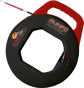 Runpotec 10014 Runpo 5 3mm Verdrillt 30m Mit Box Elektronik