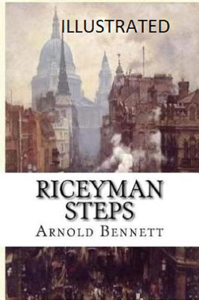 調整可能手綱会社Riceyman Steps Illustrated (English Edition)