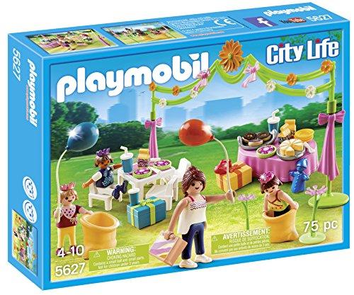 PLAYMOBIL 5627 Children's Birthday Party Playset by PLAYMOBI
