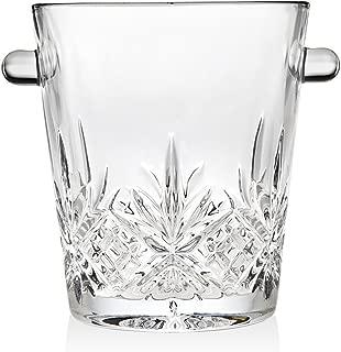 Godinger Dublin Crystal Ice Bucket (5 inches high)