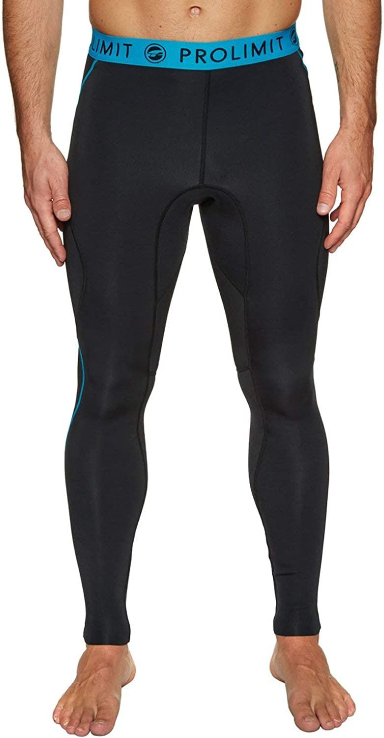 Prolimit 2mm Airmax Neoprene Wetsuit SUP Stand Up Paddle Boarding Trousers Black bluee