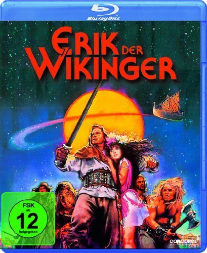 Erik, der Wikinger / Erik the Viking (1989) ( ) (Blu-Ray)