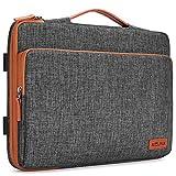 KIZUNA Laptop Hülle 14 Zoll Wasserdichter Notebook Tasche Schultertasche Rucksack Aktentasche für Lenovo Flex 14/14