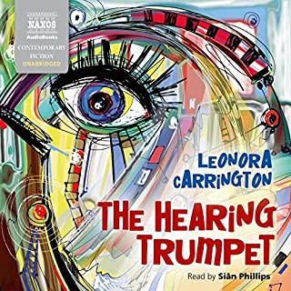The Hearing Trumpet cover art