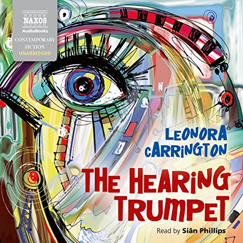 The Hearing Trumpet audiobook cover art