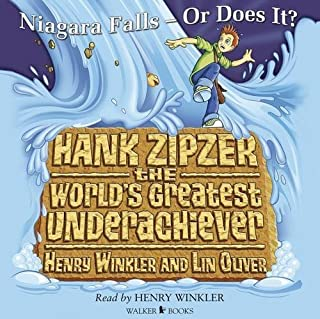 Hank Zipzer: Niagara Falls - Or Does It? by Henry Winkler (2008-01-01)