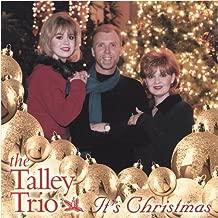 talley trio christmas songs