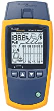 Fluke Networks MS2-100 MicroScanner2 Copper Cable Verifier with Built-In IntelliTone Toning, Troubleshoots RJ11,RJ45, Coax, Tests 10/100/1000Base-T, and VoiP