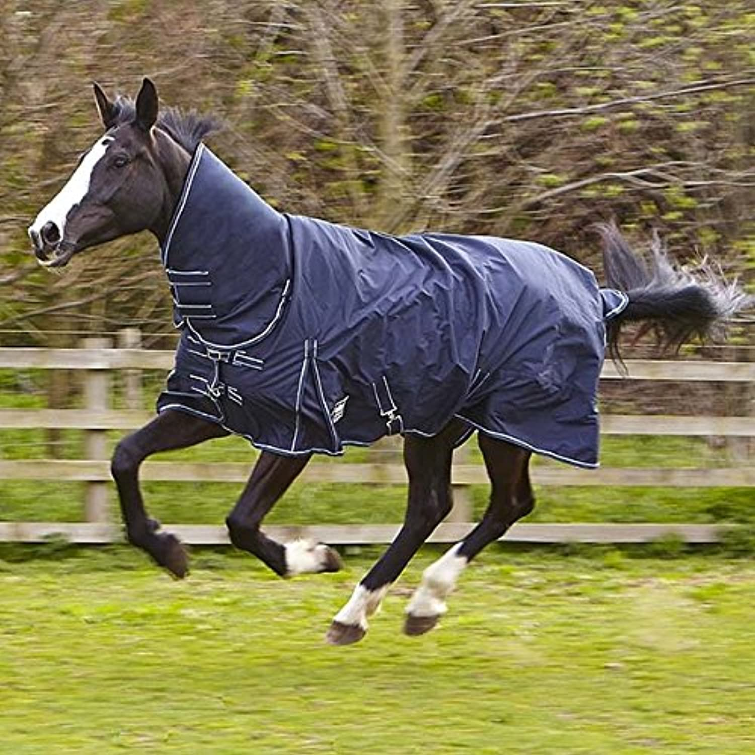 Elico PENNINE 200G COMBO TURNOUT RUG MEDIUM WEIGHT HORSE PONY (5FT 3 )
