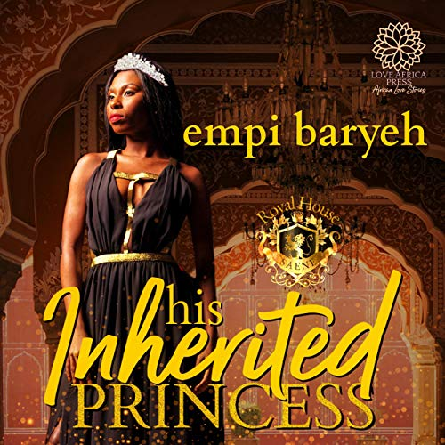 His Inherited Princess cover art