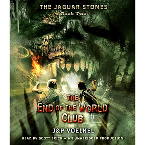 The Jaguar Stones audiobook cover art