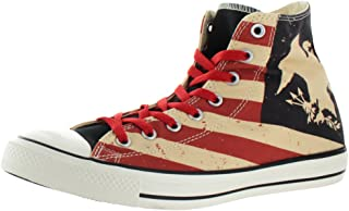 CONVERSE - Chucks All Star HI 9621 - Red