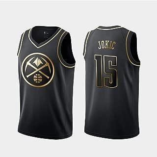 Abbigliamento da Allenamento per Uomo e Donna WYK # 00 Maglia da Basket Magic Gordon Taglia: S-2XL Comodo e ad Asciugatura Rapida Maglia Ricamata