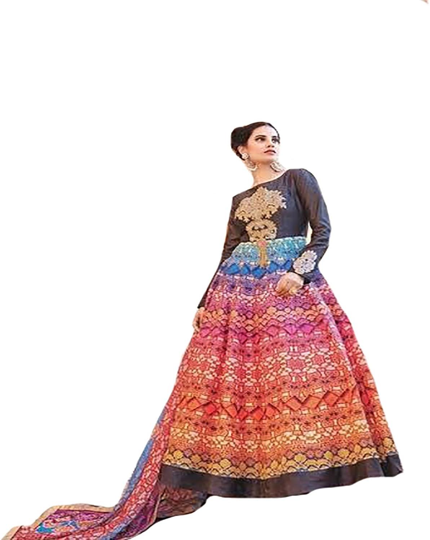 Bollywood Designer Collection Anarkali Salwar Kameez suit Ceremony Muslim 8756