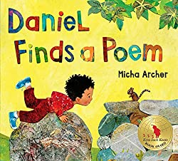 Daniel Finds a Poem book cover