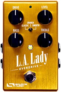 Source Audio SA244 L.A. Lady Overdrive ギターエフェクター