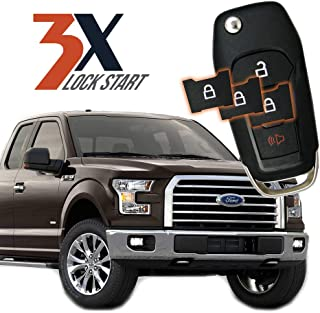 KickyRide Plug in Remote Start Kit for 2014-2019 Ford & Lincoln Vehicles - F-150 | F-250 | F-350 | Fusion | Continental | Expedition | MKC | MKZ | Nautilus | Navigator