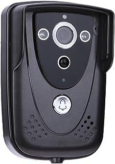 AWAkingdemi WI-FI Video Door Phone Doorbell,2.4G Night Vision Wireless Doorbell Camera Intercom Waterproof
