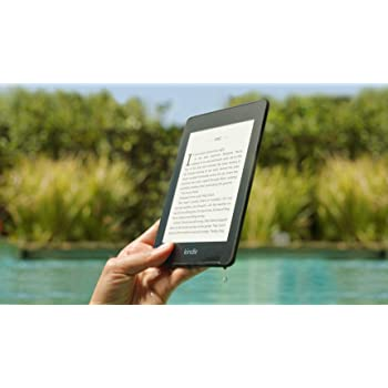 Certified Refurbished Kindle Paperwhite – Now Waterproof with more than 2x the Storage – Ad-Supported