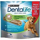 PURINA DENTALIFE Maxi Hunde-Zahnpflege-Snacks, reduziert Zahnsteinbildung, Huhn, große Hunde, 5er Pack (5 x 426 g)
