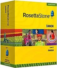 Rosetta Stone Homeschool: Danish 1, Version 2 (includes Headset with Microphone)