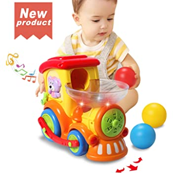 Actrinic Baby Toys Musical Learning Table 12 To 18 Months Up Early Education Music Activity Center Game Table Toddlers Infant Kids Toys 1 2 3 Years Old Boys Girls Lighting Sound Amazon Co Uk Toys