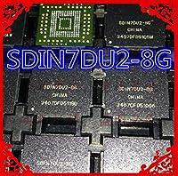 S3 mini I8190のファームウェアを搭載した1個/ロットSDIN7DU2-8G SDIN7DU2 eMMCメモリフラッシュチップ。