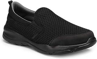 LIPONIS Siyah Erkek Comfort Ayakkabı