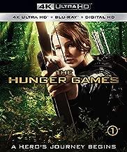 The Hunger Games [4K UHD + Blu-ray]