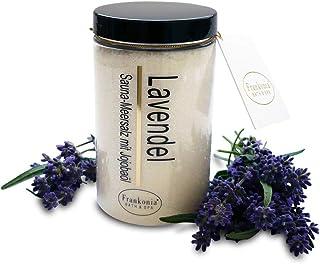 Lashuma Cosmetics Produits de soin à la lavande au choix: gel douche, bain moussant, shampooing, exfoliant, sel de bain o...