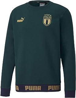 PUMA Men`s FIGC Ftbl Culture Crew Sweater
