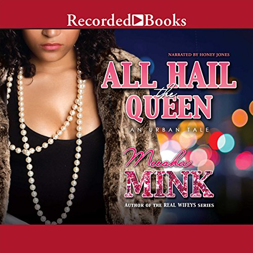 All Hail the Queen audiobook cover art