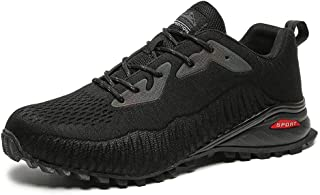 Aerlan Running Shoes Mens Womens Trainers,Mountaineering shoes men's shoes, large size hiking shoes outdoor hiking boots-b...