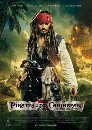 Pirates of the Caribbean - Fremde Gezeiten (Teil 4)